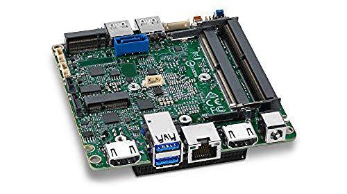 INTEL NUC Board BLKNUC7I7DNBE Core i7-8650U - 2X DDR4 SO-DIMM max. 32GB - 1x M.2 22x80 1x M.2 22x30 NO-Cord