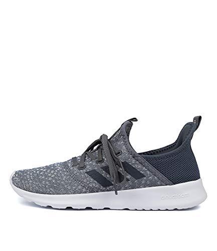 adidas Cloudfoam Pure - Zapatillas de correr para mujer, color gris