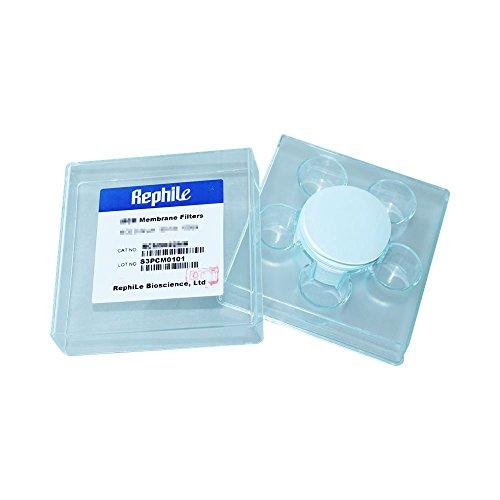 PTFE (idrorepellente) 0,45µm membrana Disco, diametro 25mm, 500pezzi
