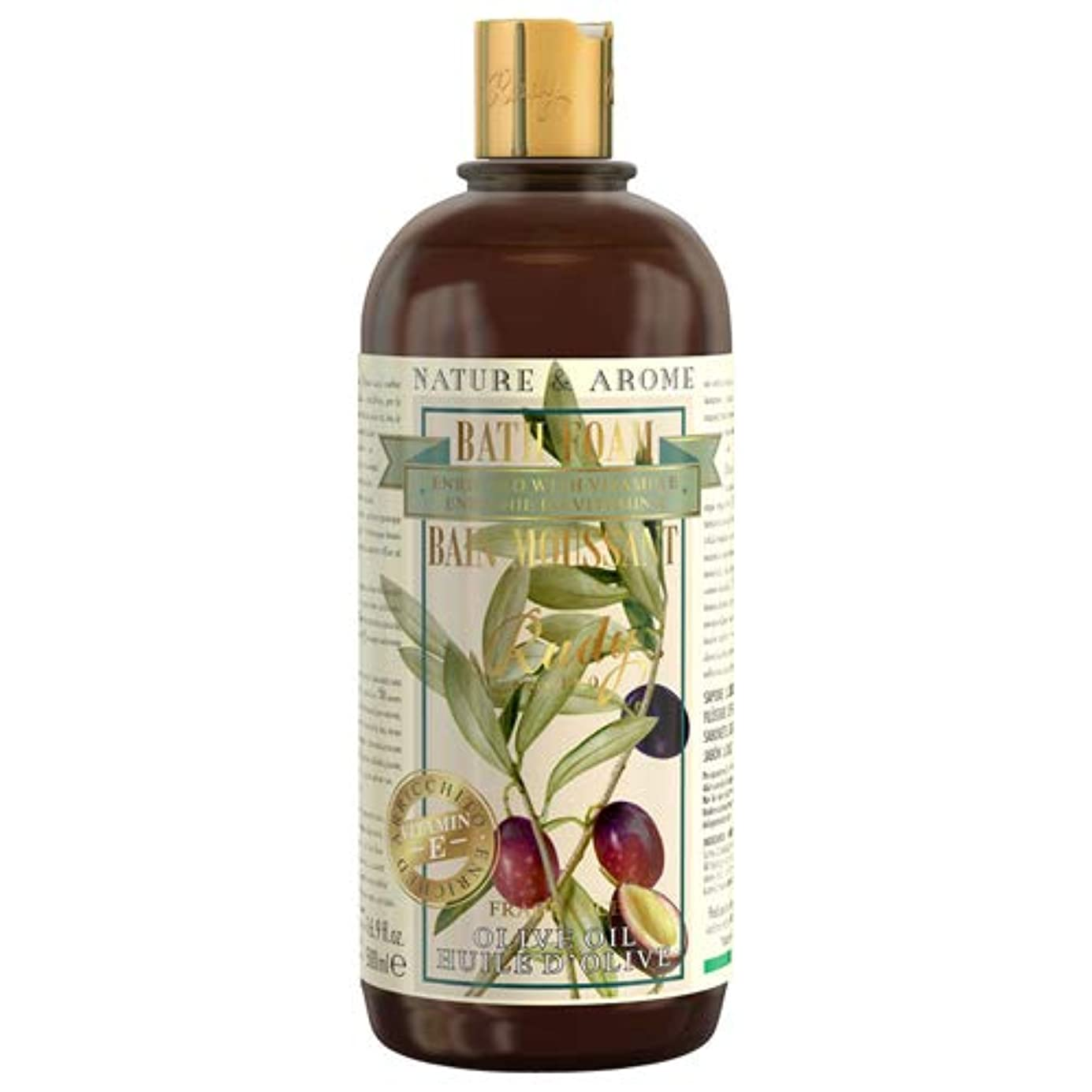 おんどり未満荷物RUDY Nature&Arome Apothecary ネイチャーアロマ アポセカリー Bath & Shower Gel バス&シャワージェル Olive Oil オリーブオイル