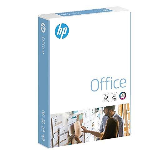 HP Office Laser- und Kopierpapier, 80g/m², A4, 500 Blatt, weiß, 5er Pack