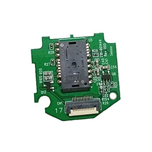 Cdoohiny Reparación de piezas de ratón láser cabeza óptica motor Junta para Logitech G502 ratón z390 placa base wifi