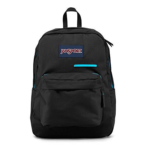 JanSport Digibreak, Black, One Size