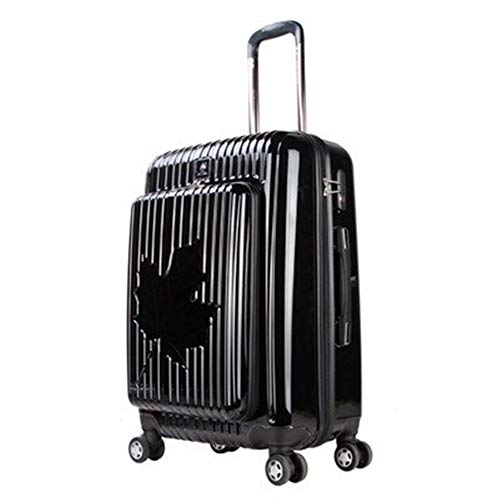 Find Discount Cvmnkljfger Lightweight Expandable Travel Luggage Carry On Luggage Spinner Brand Trave...