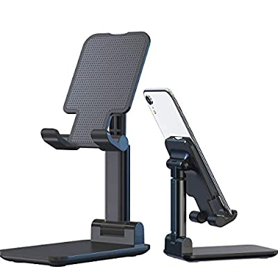 Adjustable Cellphone Stand for Desk, MECO Angle...