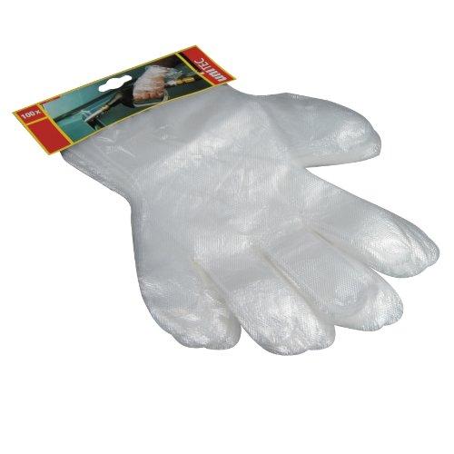 Unitec 73864 Tank Einweg Handschuhe, 100 Stück