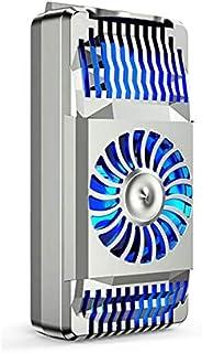 NMD&LR Ventilador De Refrigeración para Teléfonos Móviles, Refrigeración por Semiconductores Radiador para Teléfono Celula...