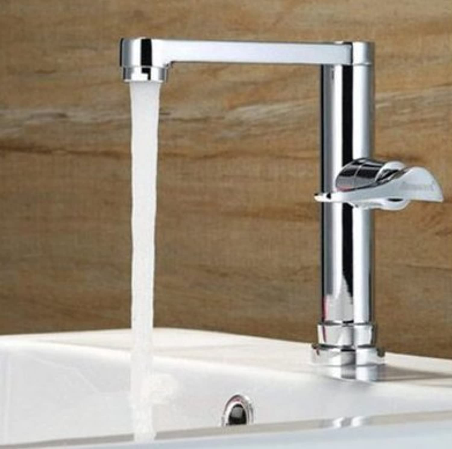 Basin Faucet Singlehand Brass Bathroom Faucets Basin Fast On Cold Only Simple Faucet
