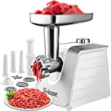 Twinzee Electric Meat Grinder and Sausage Stuffer for Ground Meat...