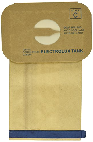 EnviroCare Replacement Micro Filtration Vacuum Cleaner Dust Bags for Vacuum Bags for Electrolux Canisters Style C 24 Pack