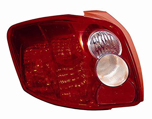 Aftermarket TO92314S - achterlicht links model kleur