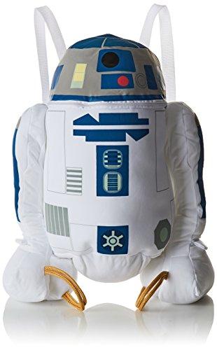 Unbekannt Star Wars: Rucksack Back-Freunde Plüsch Tasche - R2-D2