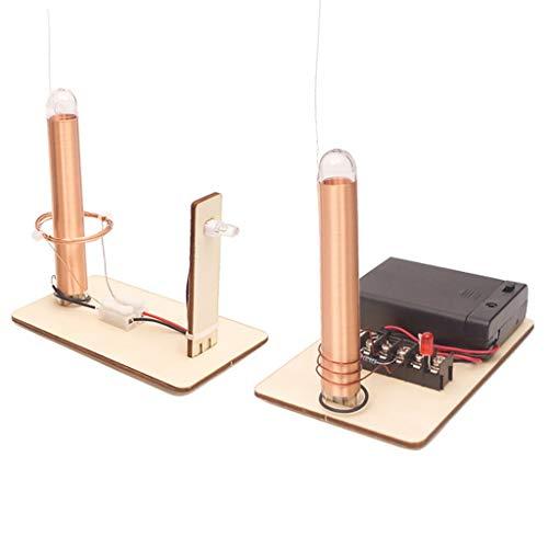 D DOLITY Lampe De Table De Puissance Moteur Assemblée de Bricolage