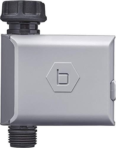 Orbit B-hyve 94995 Hose Tap, Works as Extra Valve for 94990 Timer with Wi-Fi Hub Bluetooth Schlauchhahn, grau