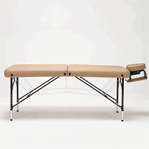 JJSFJH Câbles durables de Soutien en Acier, Table de Massage Divan Spa Salon de beauté avec Une...
