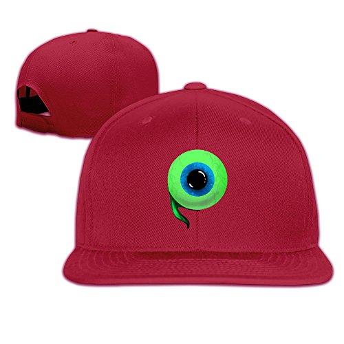 beetful jacksepticeye globo ocular ajustable Gorra Hip-hop Gorra de béisbol