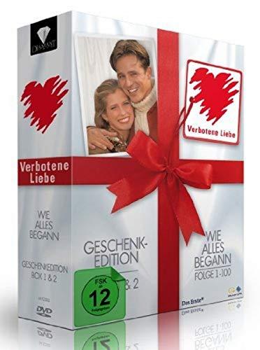 Verbotene Liebe - Wie alles begann: Folge 1-100 (Geschenk-Edition/10 DVDs)