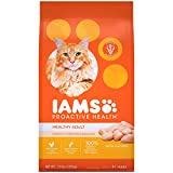 IAMS PROACTIVE HEALTH Adult Healthy Dry Cat Food with Chicken, 3.5 lb. Bag