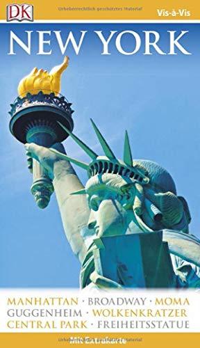 Vis-à-Vis Reiseführer New York: mit Extra-Karte und Mini-Kochbuch zum Herausnehmen