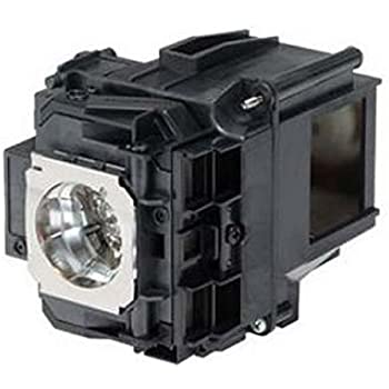 Power by Osram Replacement Lamp Assembly with Genuine Original OEM Bulb Inside for EPSON EB-G6050W Projector