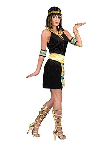 TrendClub100 Fasent-Party® Königin Ägypten ägyptisches Frauen Damen Kostüm Gr. 44/46