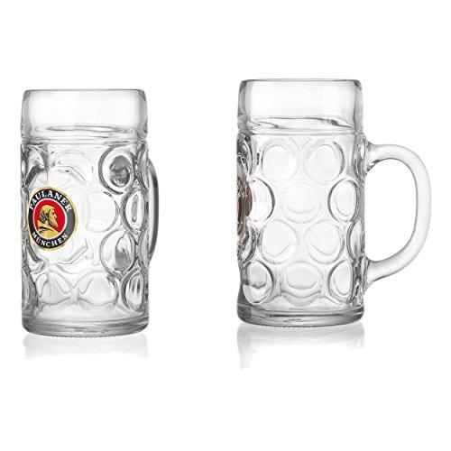 Ritzenhoff & Breker Jarra de Cerveza 1,0litros Paulaner