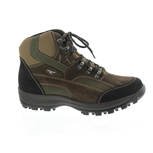 Waldläufer Holly, Tex, Nubukleder/Torrix, schwarz/braun, Weite H 471900-911-742 Größe: 43