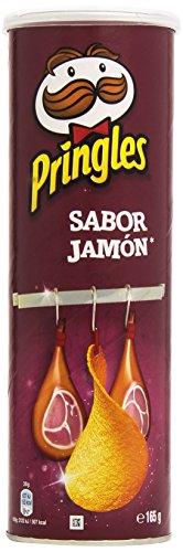 Pringles Sabor Jamó,n 165g