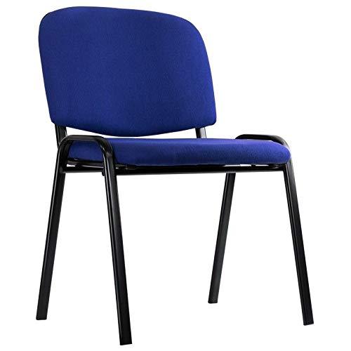 Regalos Miguel - Sillas Oficina - Silla Ofis - Azul - Envío Desde España