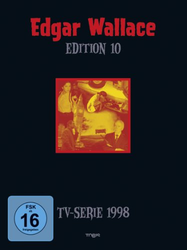 Edgar Wallace Edition 10 [4 DVDs]
