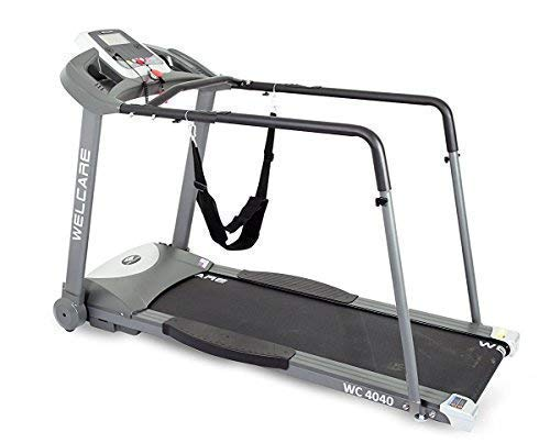Welcare WC4040 1.75HP Motorized Elderly TreadmillWith LCD Display