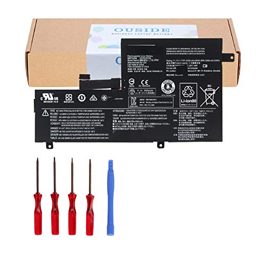 Ouside New L15L3PB1 L15M3PB1 Laptop Battery (43Wh) Compatible with Lenovo IdeaPad N22 N22-20 N42-20 Chromebook Series