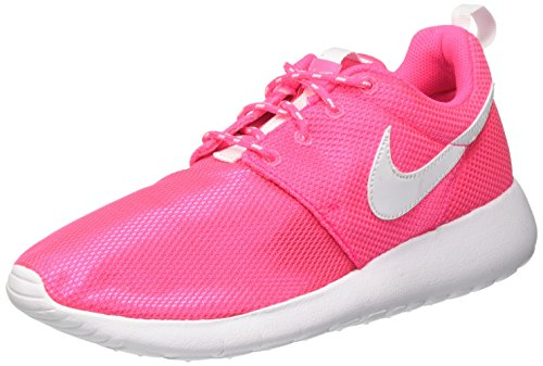 Nike Girls' Roshe One (Gs) running Shoes pink Size: UK 3.5 EUR 36 US 4Y
