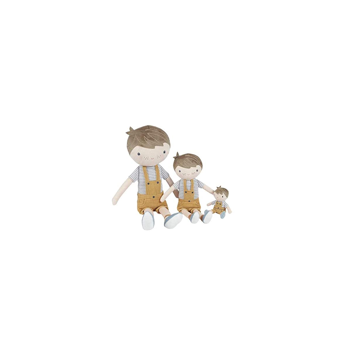 Little-Dutch-LD4524-Muneco-Peluche-Multicolor-4524
