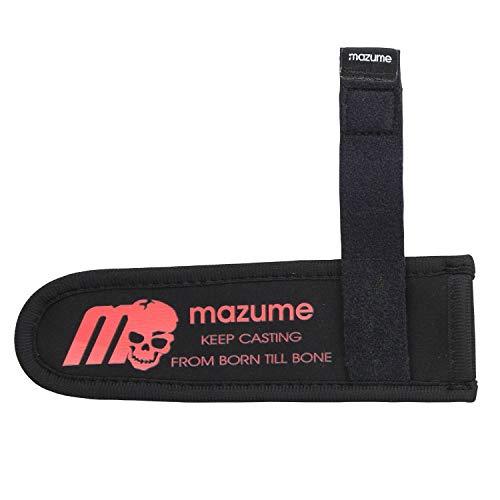 mazume 2ピースロッドティップカバー MZAS-502-01 スカルmレッド FREE
