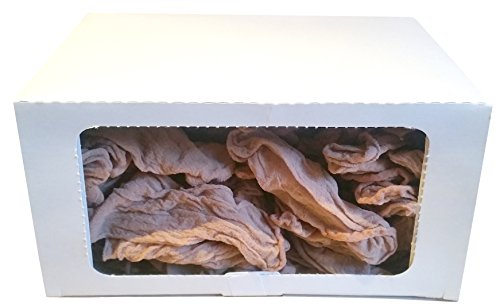 Cotton Prime 100 x Probiersocken Probierstrümpfe in Spenderbox Hautfarben
