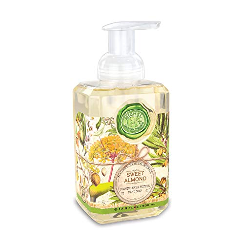 Michel Design Works Scented Foaming Hand Soap, Sweet Almond