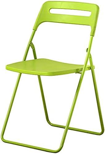 Haoli-chairs Klappstühle, Metallrahmen-Klapp-Büro, Haus, Garten, Computer, Schreibtischstühle, Indoor-Outdoor-Bankett Klappstuhl mit Sitz 43  47  78cm