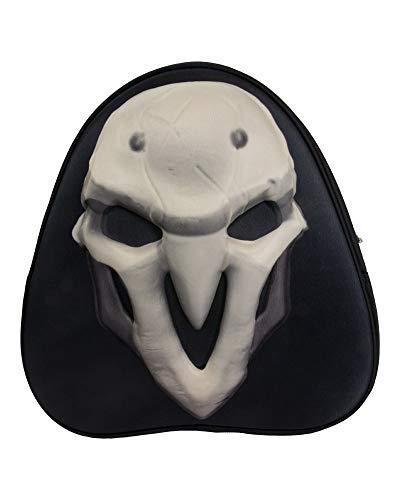 Mochila 3D de Overwatch Reaper da Loungefly, Preto, Standard