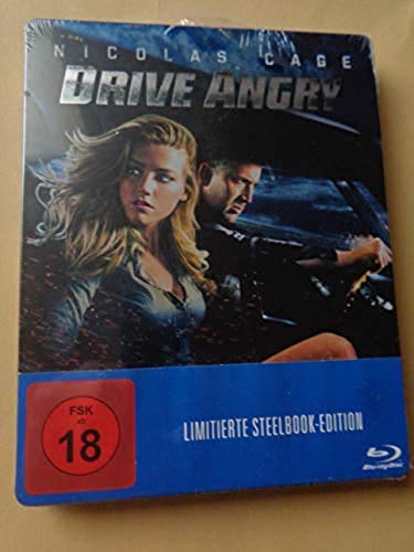 DRIVE ANGRY Limitierte Exklusive Steelbook Edition (Blu ray)