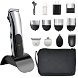 Electric Mustache and Beard Trimmer, 5 in 1...