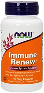 Now Foods Immune Renew, 90 Vcaps (Pack of 2)