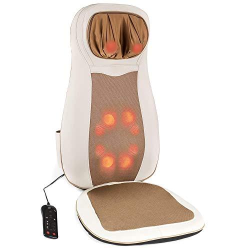 MovilCom - Respaldo Sillon Relax reclinable | masajeador Espalda electrico | Masaje Shiatsu de Espalda y cervicales | Tapping