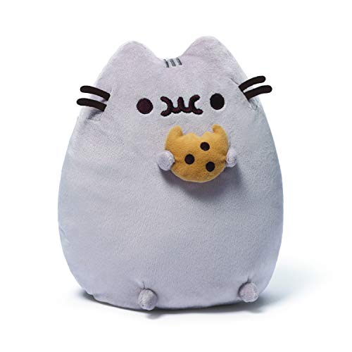 GUND Pusheen, Color Morado, 9.5