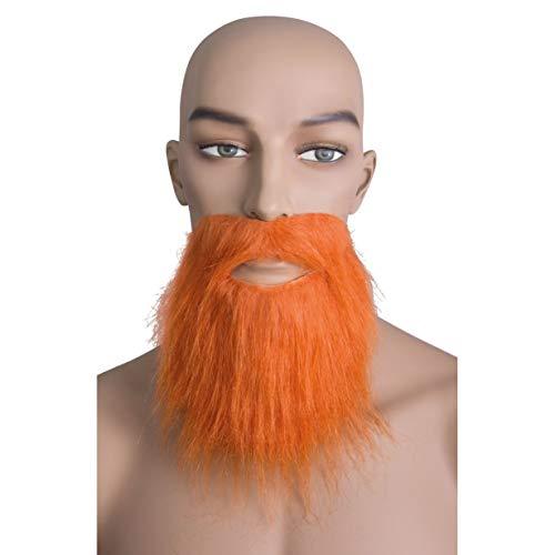 P'TIT Clown re60281 - Moustache et barbe raide, rousse