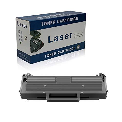 Compatible Reemplazo De Cartuchos De Tóner para HP 106A 106 W1106A para Su Uso con La Impresora Multifunción Láser HP 135A 135W 137FNW, Láser HP 107A 107W Impresora,Negro