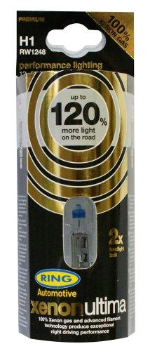 RING RW1248 2 Ampoules H1 Xenon Ultima +120%