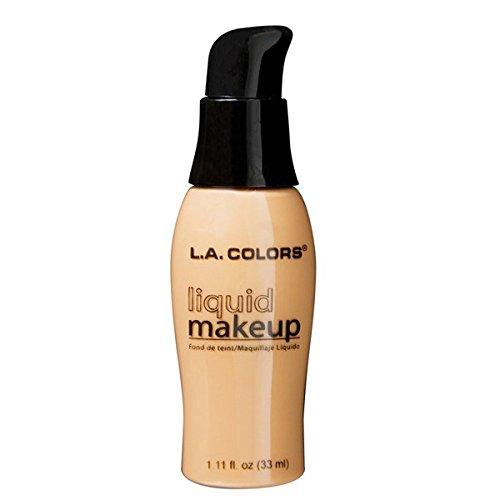 LA COLORS Liquid Makeup - Creamy Beige