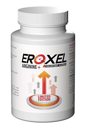 EROXEL ARGININE + - Édition limitée - 90 gélules