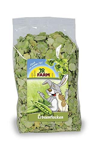JR Farm Flocons de Légumes Flocons de Petits Pois - 200 g